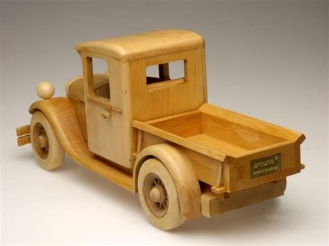 Wooden Toy Truck Plans Pdf