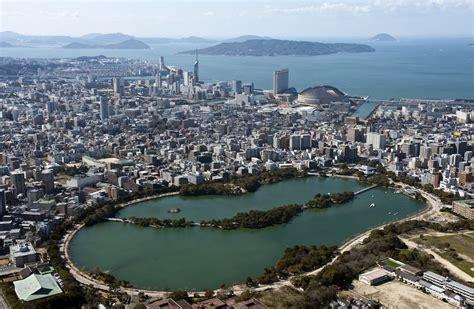 Top Ten Most Desirable Places To Live In Fukuoka   Fukuoka Now