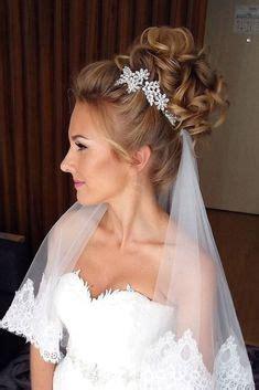 beautiful wedding hair  bridal veils wedding ideas
