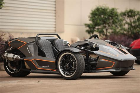 Wheel Sports Cars by Awesome 3 Wheeler Sports Car 163 6 000