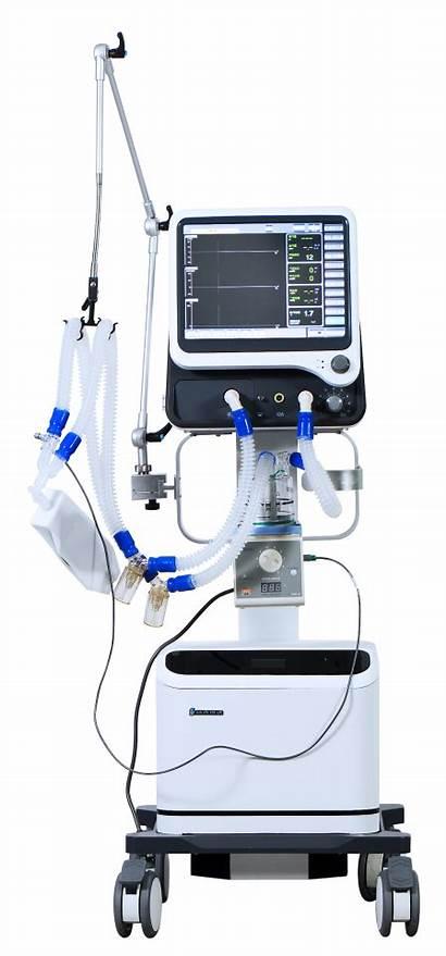 Ventilator Icu Medical Equipment Device China Hospital