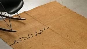 Tapis De Chanvre : tapis haut de gamme chanvre kendir camel 3 decoration design ~ Dode.kayakingforconservation.com Idées de Décoration