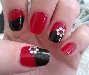 Outstanding diy nail art design sheplanet