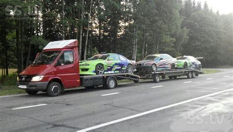 SS.LV Kravas automašīnas - Autovedējs, Cena 35 €. Automobilu un citu tehniku transportesana ...