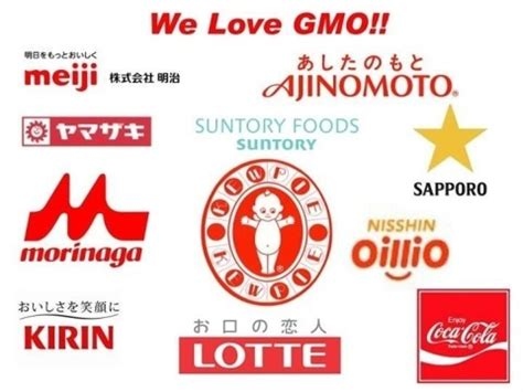 cuisine company brands in that use gmo orchard