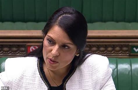 Priti Patel takes swipe at cabinet colleague Robert ...