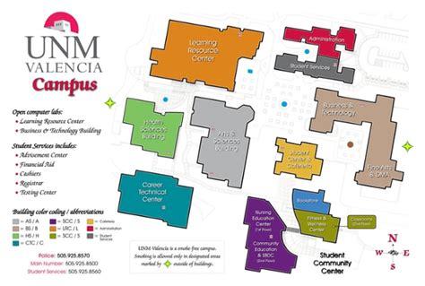 Unm Valencia Campus Map