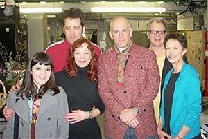Broadway.com | Photo 1 of 2 | John Malkovich Visits ...