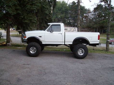 1996 Ford F 150 Specifications by 96onefifty 1996 Ford F150 Regular Cab Specs Photos