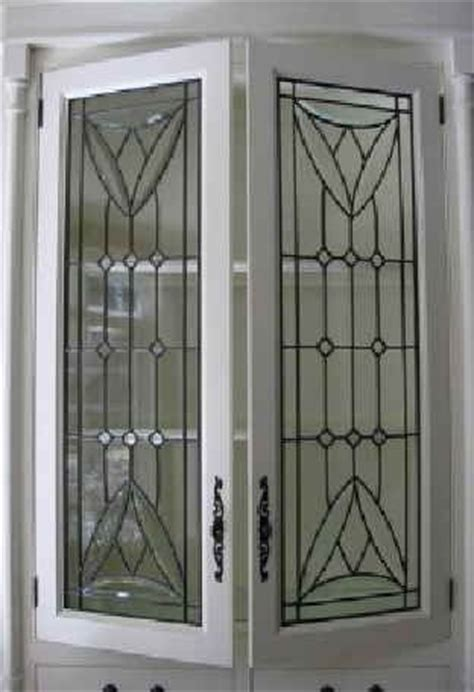 leaded glass cabinet doors 79 best leaded glass images on pinterest