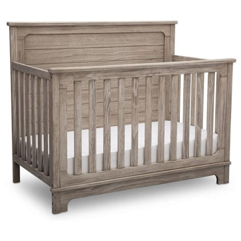 gray cribs on simmons 174 slumbertime monterey 4 in 1 convertible crib 3917