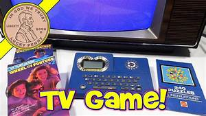 Wheel Of Fortune Tv  Vcr Play Along Game  Update Video