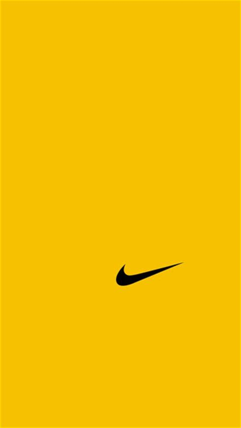 Black And Yellow Wallpaper Iphone X by Nike Yellow Iphone 6 Wallpaper