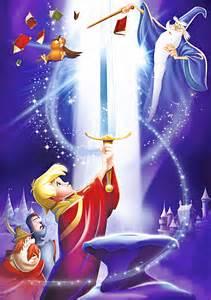 Disney's The Sword in the Stone 1963