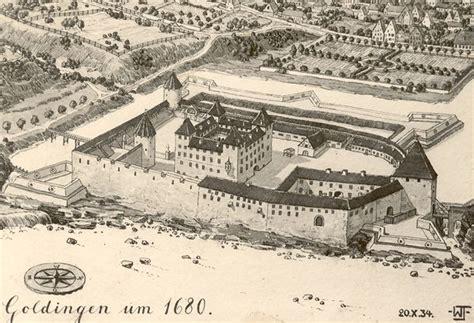 Kuldīgas pils - Vēsture