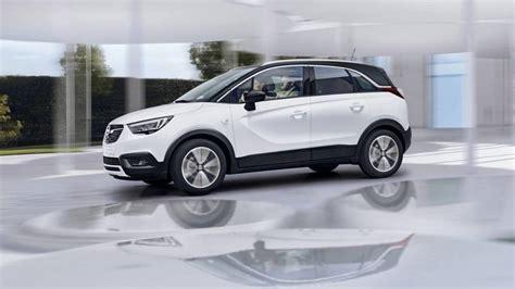 Opel Era by Opel Crossland X El Primer Opel De La Era Psa
