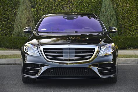 Rent A Mercedes-benz S550 In Los Angeles