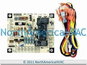 York Coleman Luxaire Heat Pump Defrost Control Board 031