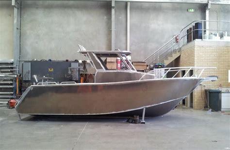 Custom Aluminum Jon Boat Builders by Aluminium Work Boat Builders