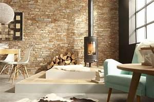 Pierre De Parement Intérieur : plaquettes de parement habillez vos murs avec du style ~ Melissatoandfro.com Idées de Décoration