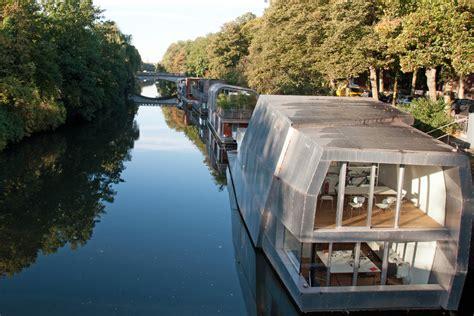 Wohnen Auf Hausboot by Hausboot Bauen Interesting Wir Bieten Ihnen Ber Hausboote
