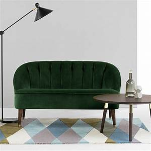 Made Com Canapé : 1000 id es propos de canap en velours sur pinterest sofa en velours canap vert et canap ~ Teatrodelosmanantiales.com Idées de Décoration