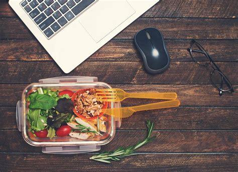 manger au bureau bien être santé comment manger équilibré au bureau
