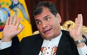 Ecuador President Rafael Correa: Chevron Is 'Enemy Of Our ...