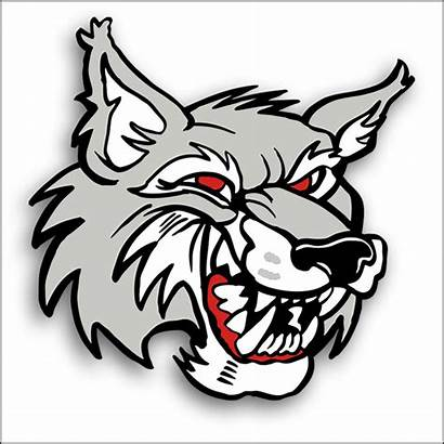 Wolf Clip Clipart Wolves Howling Mascot Cliparts