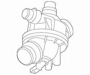 Genuine Bmw Engine Coolant Thermostat Kit 11
