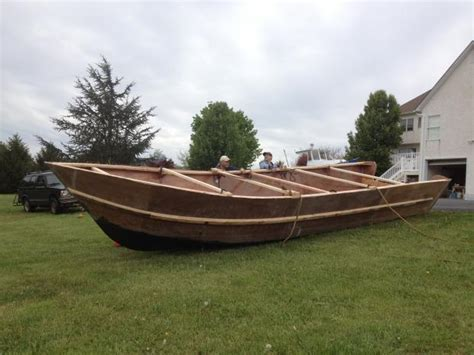 Skiff Kits Tolman by Tolman 22 Widebody Build Thread Boating And Boat