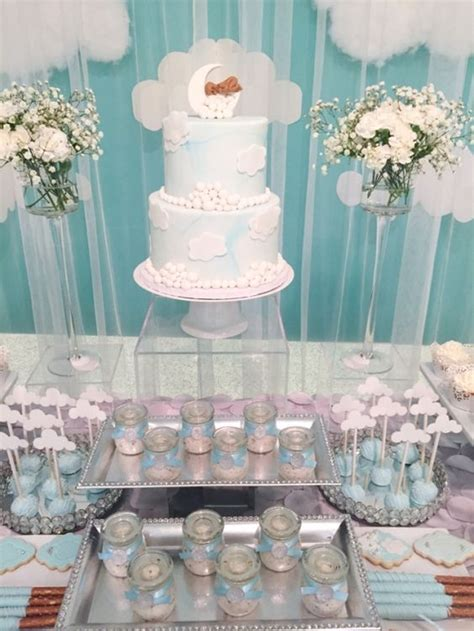 cute baby shower dessert table decor ideas digsdigs