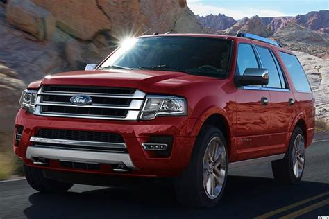 Largest Suv by Ford F Will Soon Unveil A Major Redesign Of Its Largest