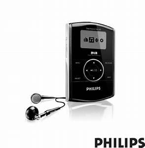 Philips Portable Radio Da1102 User Guide