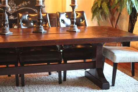 rustic farmhouse dining table rustic trades farmhouse tables farmhouse dining room