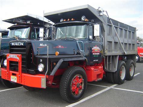 mack dump truck mack dump truck a photo on flickriver
