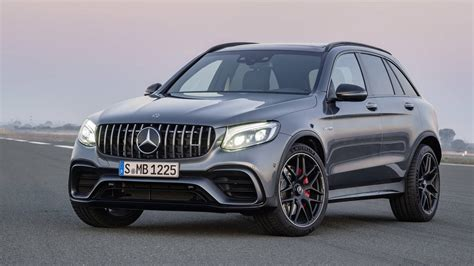 mercedes jeep 2018 2018 mercedes amg glc 63 suv and coupe debut before new