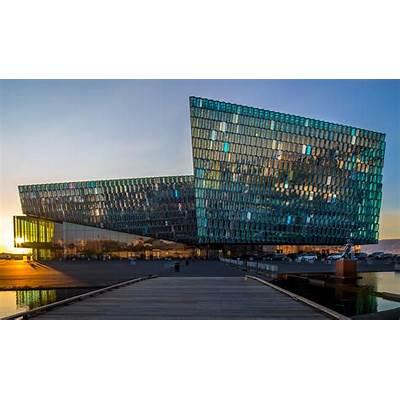 Harpa Reykjavik Concert Hall and Conference CentreCMYP
