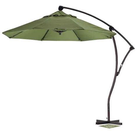 9 cantilever market umbrella