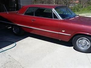 1963 Chevy Impala 2dr Hardtop With 327 V8 And Muncie 4