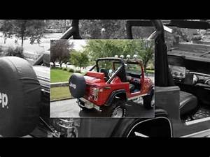 Guy Lights Jeep Cj7 Speaker Box Concept 2009 Part Two Youtube