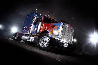 Optimus Prime Truck Wallpapers Background Desktop Transformers