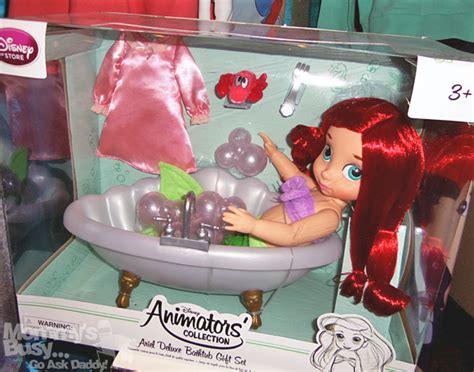 Mermaid Bath Set by New Mermaid Products Make A Splash On Store Shelves