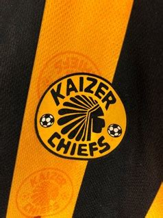 Promotion of access to information act | privacy policy. Cult Kits - KAIZER CHIEFS PULE #11 1998/99 *MATCH ISSUE ...