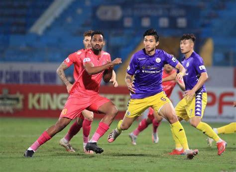 Lịch thi đấu bóng đá việt nam. V.League 2021 chính thức công bố lịch thi đấu vòng loại