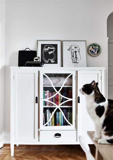 armoire salle a manger an ikea employee s apartment in sweden desire to inspire desiretoinspire net