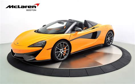 2018 Mclaren 570s Spider For Sale In Norwell, Ma 004751