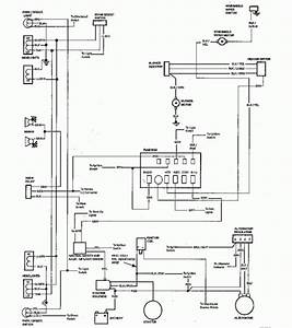 84 Chevy El Camino Wiring Diagrams