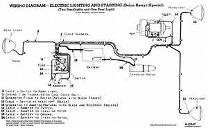 1952 Farmall Super A Wiring Diagram