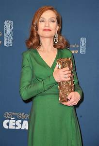 Isabelle Huppert – Cesar Film Awards 2017 in Paris